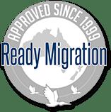 Ready Migration - Logo