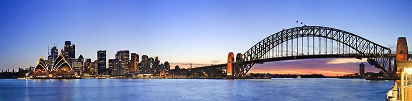 Migrate to Sydney