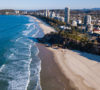 Aerial Shot of the Gold Coast, Australia